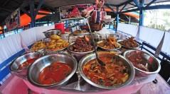 Nasi Kapau nan unik lagi lezat